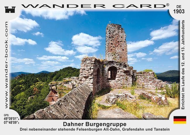 Dahner Burgengruppe