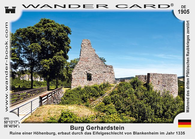 Burg Gerhardstein