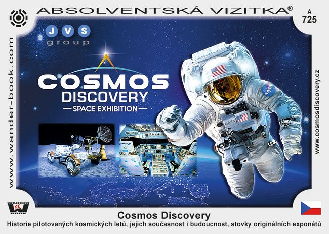 Cosmos Discovery