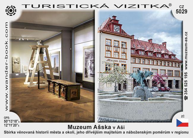 Muzeum Ašska v Aši