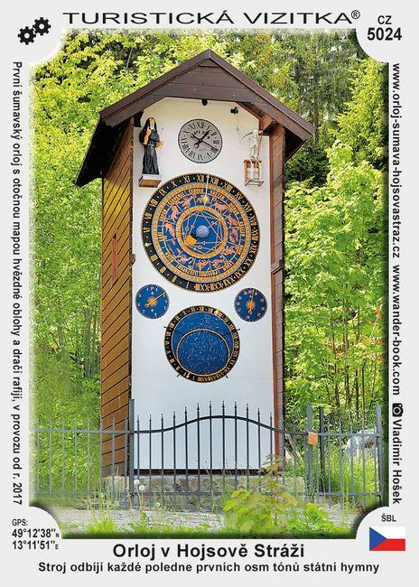 Orloj v Hojsově Stráži