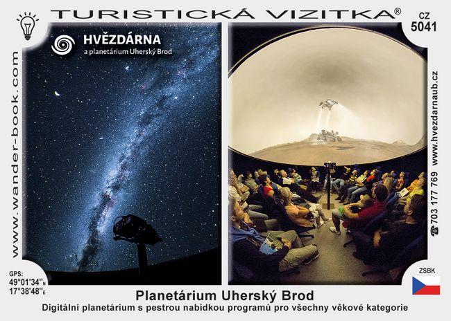 Planetárium Uherský Brod