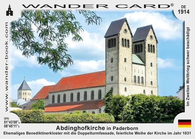 Abdinghofkirche in Paderborn