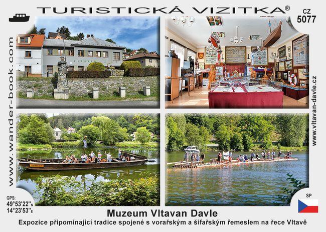 Muzeum Vltavan Davle