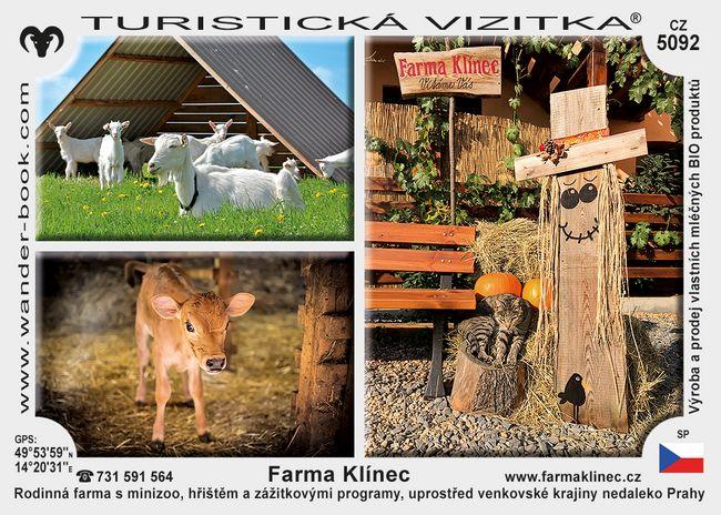 Farma Klínec