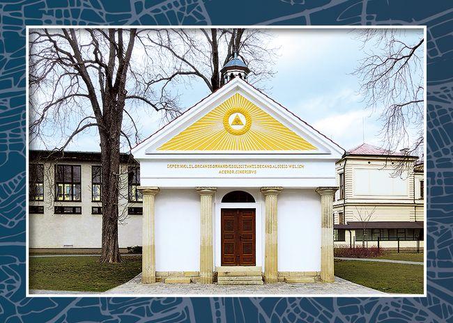 Zubatovská kaple v Chlumci nad Cidlinou
