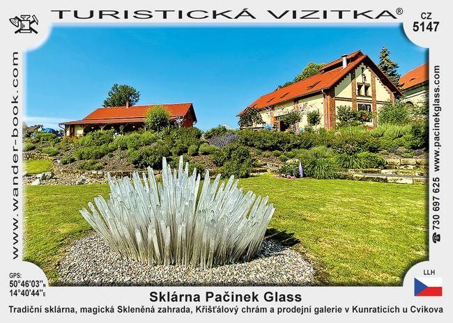 Sklárna Pačinek Glass