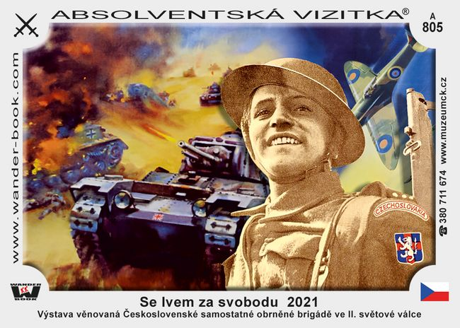Se lvem za svobodu  2021