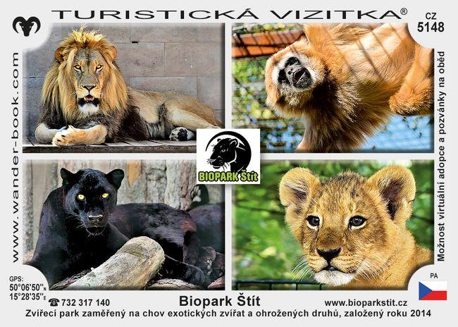 Biopark Štít