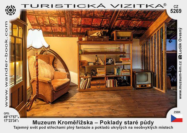 Muzeum Kroměřížska – Poklady staré půdy