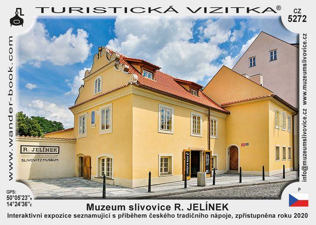 Muzeum slivovice R. JELÍNEK