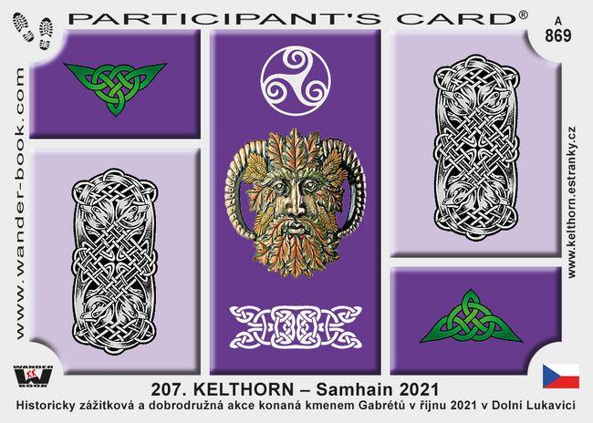 207. KELTHORN – Samhain 2021