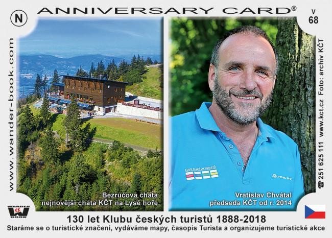 130 let Klubu českých turistů 1888-2018