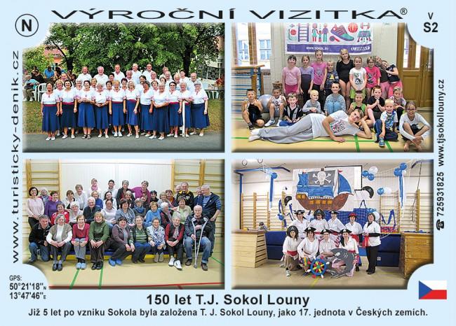 150 let T.J. Sokol Louny