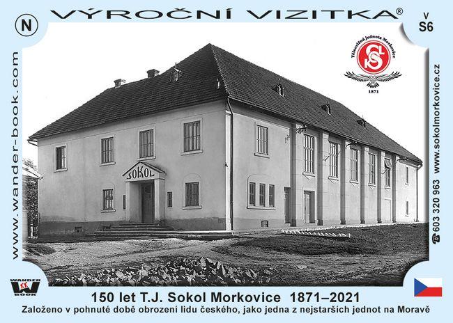 150 let T.J. Sokol Morkovice  1871–2021