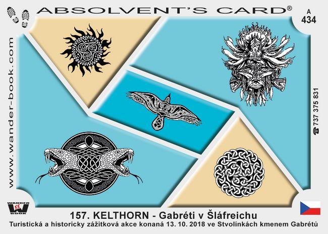 157. KELTHORN - Gabréti v Šláfreichu