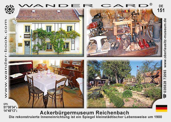 Ackerbürgermuseum Reichenbach