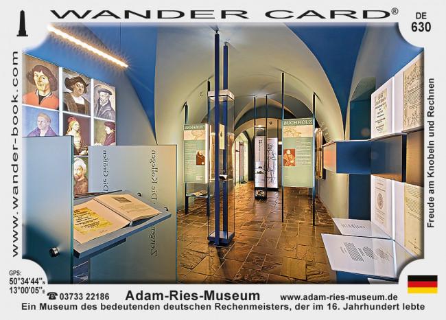 Adam-Ries-Museum