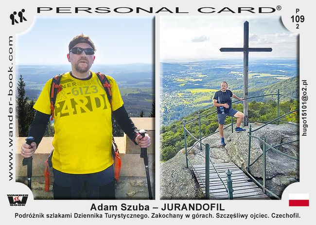 Adam Szuba – JURANDOFIL