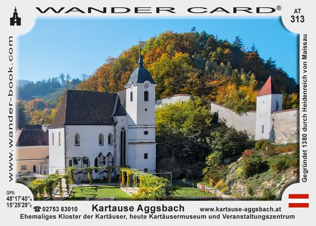 Aggsbach Kloster