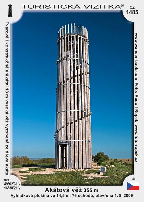 Akátová věž
