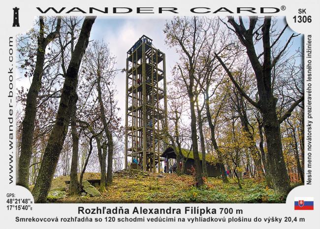 Rozhľadňa Alexandra Filípka