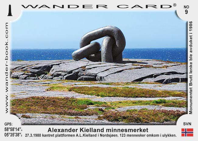 Alexander Kielland minnesmerket