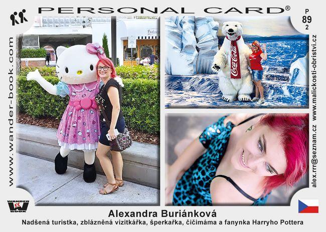 Alexandra Buriánková