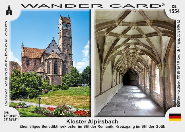 Alpirsbach Kloster