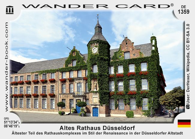 Altes Rathaus Düsseldorf