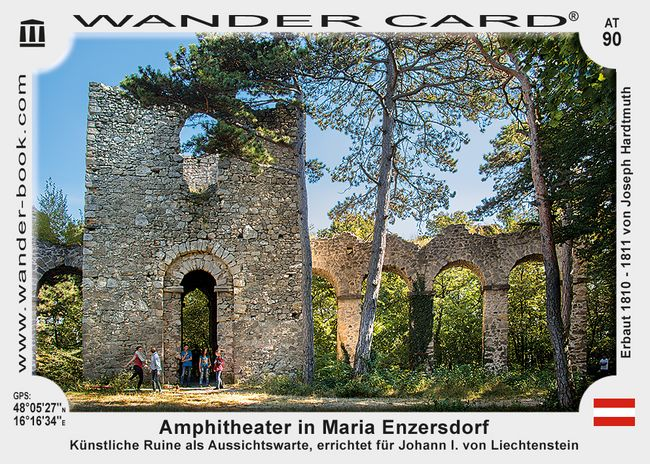 Amphitheater in Maria Enzersdorf