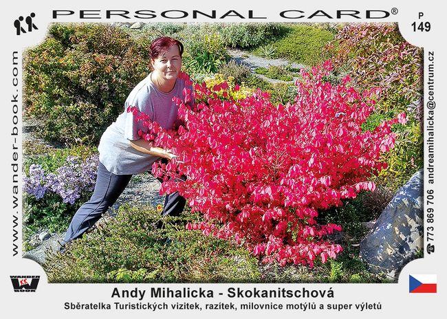 Andy Mihalicka – Skokanitschová