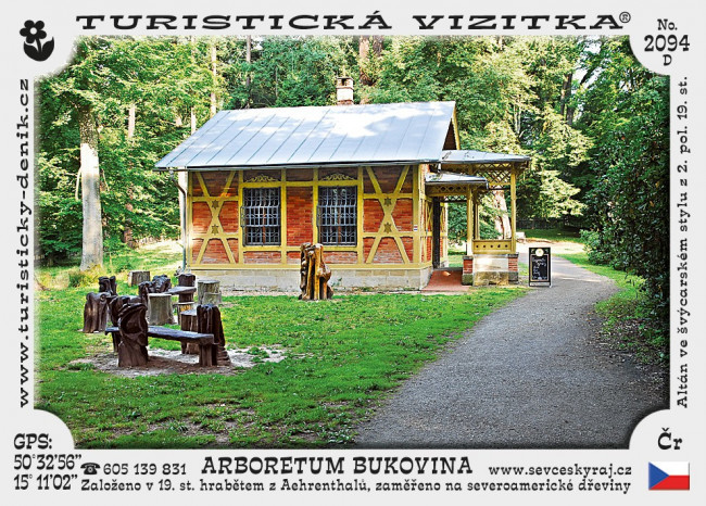 Arboretum Bukovina