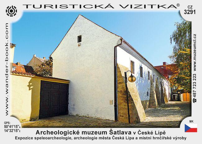 Arch. muzeum Šatlava v České Lípě