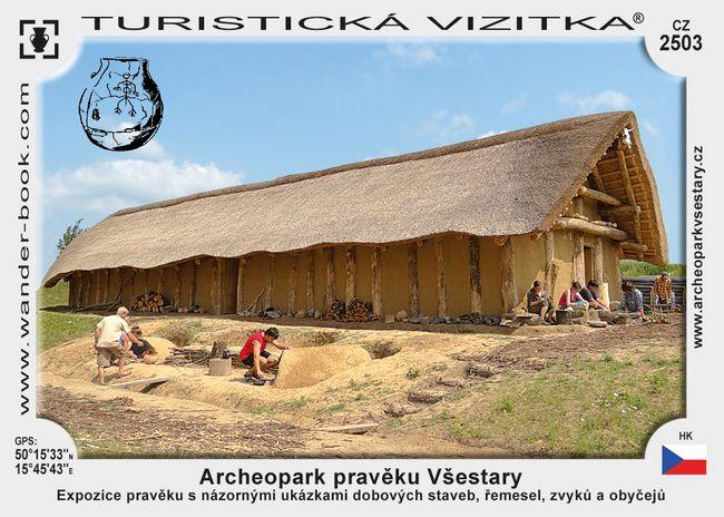 Archeopark pravěku Všestary