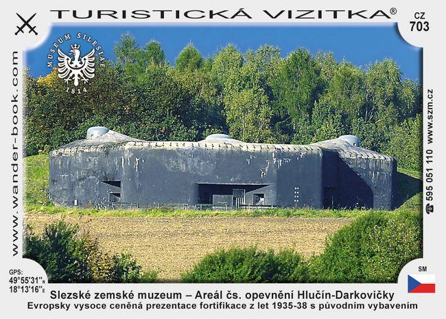 Areál čs. opevnění Hlučín-Darkovičky