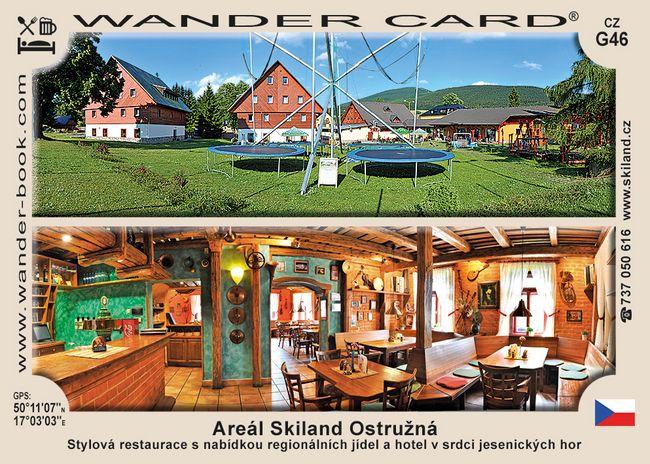 Areál Skiland Ostružná