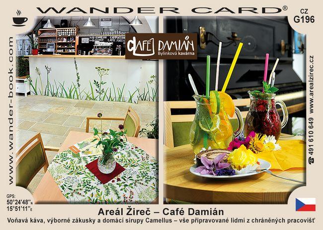 Areál Žireč – Café Damián