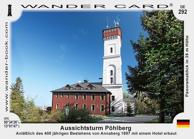 Aussichtsturm Pöhlberg