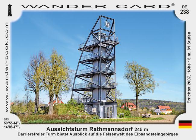 Aussichtsturm Rathmannsdorf