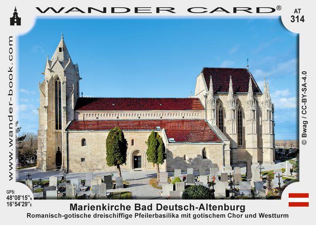 Marienkirche Bad Deutsch-Altenburg