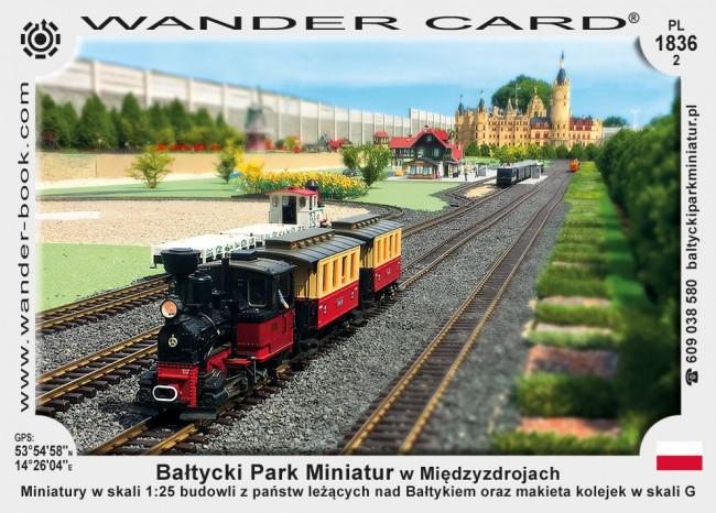 Bałtycki Park Miniatur w Międzyzdrojach