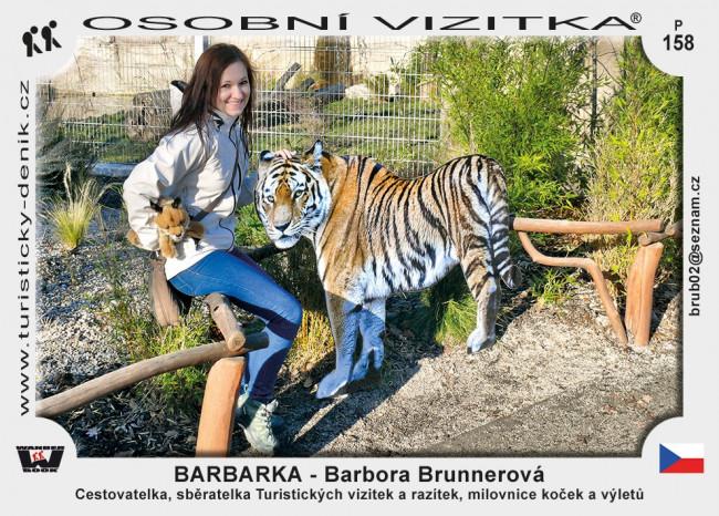 Barbarka - Barbora Brunnerová