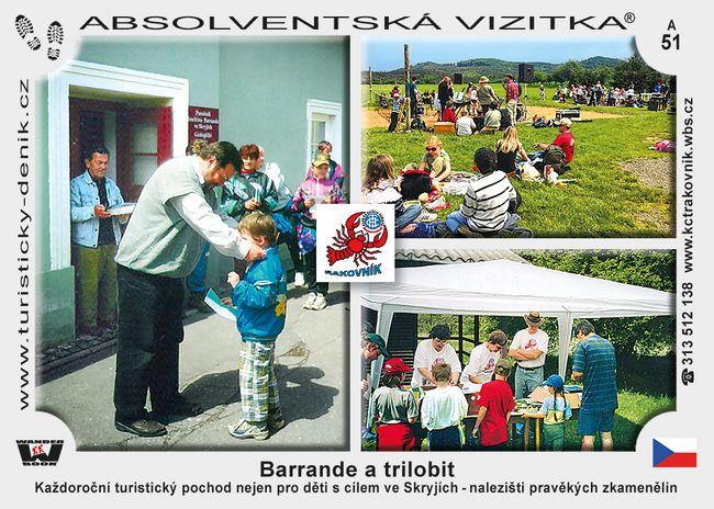 Barrande a Trilobit (5)