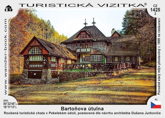 Bartoňova útulna