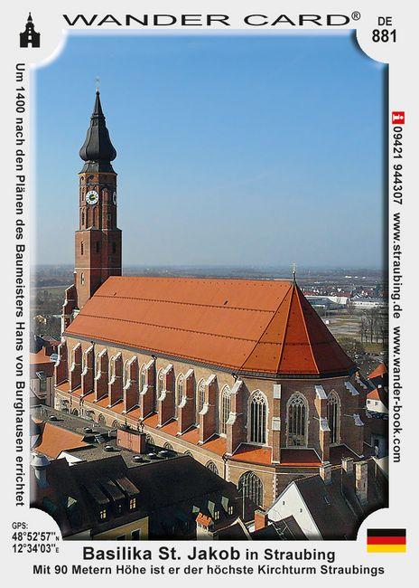 Basilika St. Jakob in Straubing
