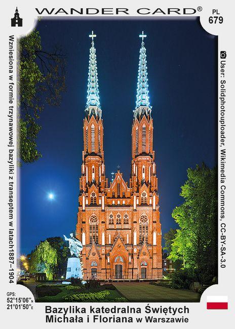 Bazylika katedralna Świętych Michała i Floriana w Warszawie