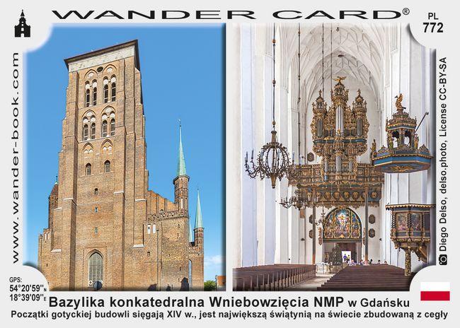 Bazylika konkatedralna Wniebowzięcia NMP w Gdańsku