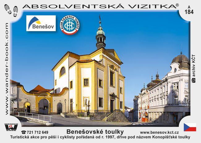 Benešovské toulky (září)
