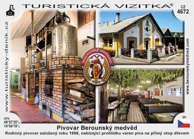 Pivovar Berounský medvěd